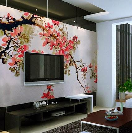 Decoración Interior, Flores.