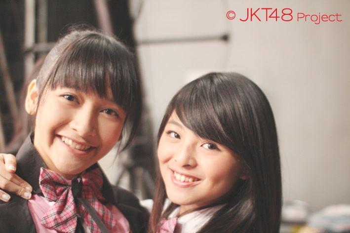 Kinal JKT48 dan JCvan JKT48 [ JKT48 School magic ]