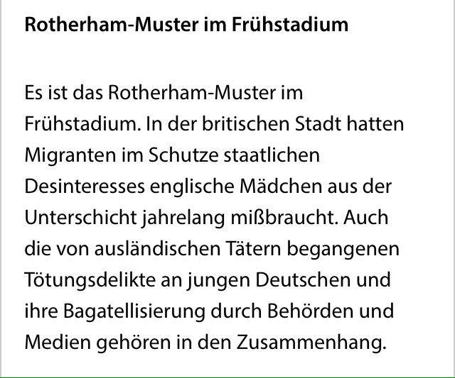 politik justiz und medien kmpfen mit vereinten krften fr deutsche rotherhams und vermutlich gibt es sie lngst - Asylantrag Muster
