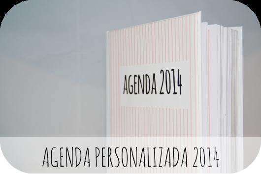 Agenda Personalizada 2014