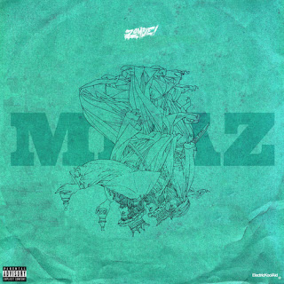 "Stream the new single from Flatbush Zombies called ""MRAZ"""