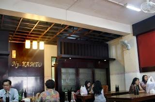 Pempek Ny. Kamto Yogyakarta