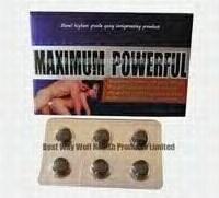 MAXIMUM POWERFUL | OBAT KUAT