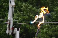 Os curto-circuitos são um dos maiores motivos de incêndio em ambiente laboral