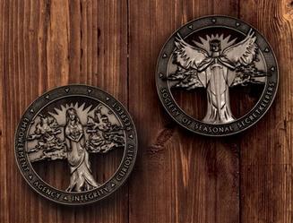 society of secret seasonkeepers token