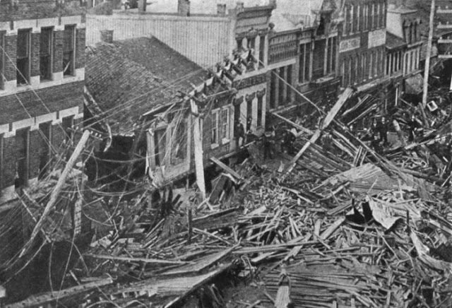 Johnstown Flood – May 31, 1889