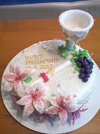 Torta na prvé sväté prijímanie