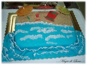Torta Spiaggia e Mare