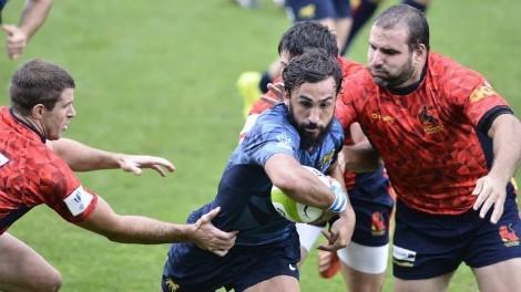 Victoria de Argentina XV ante España por 15 a 6