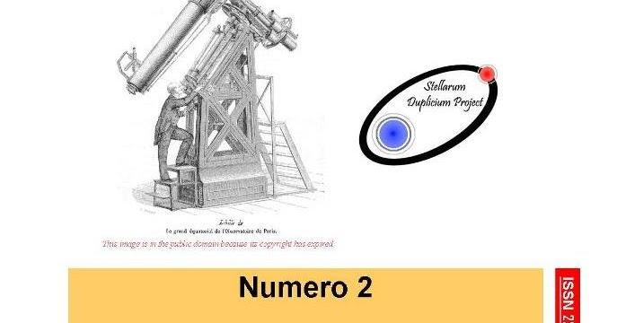 Duplice sistema il bollettino delle stelle doppie numero 2 for Numero parlamentari 5 stelle