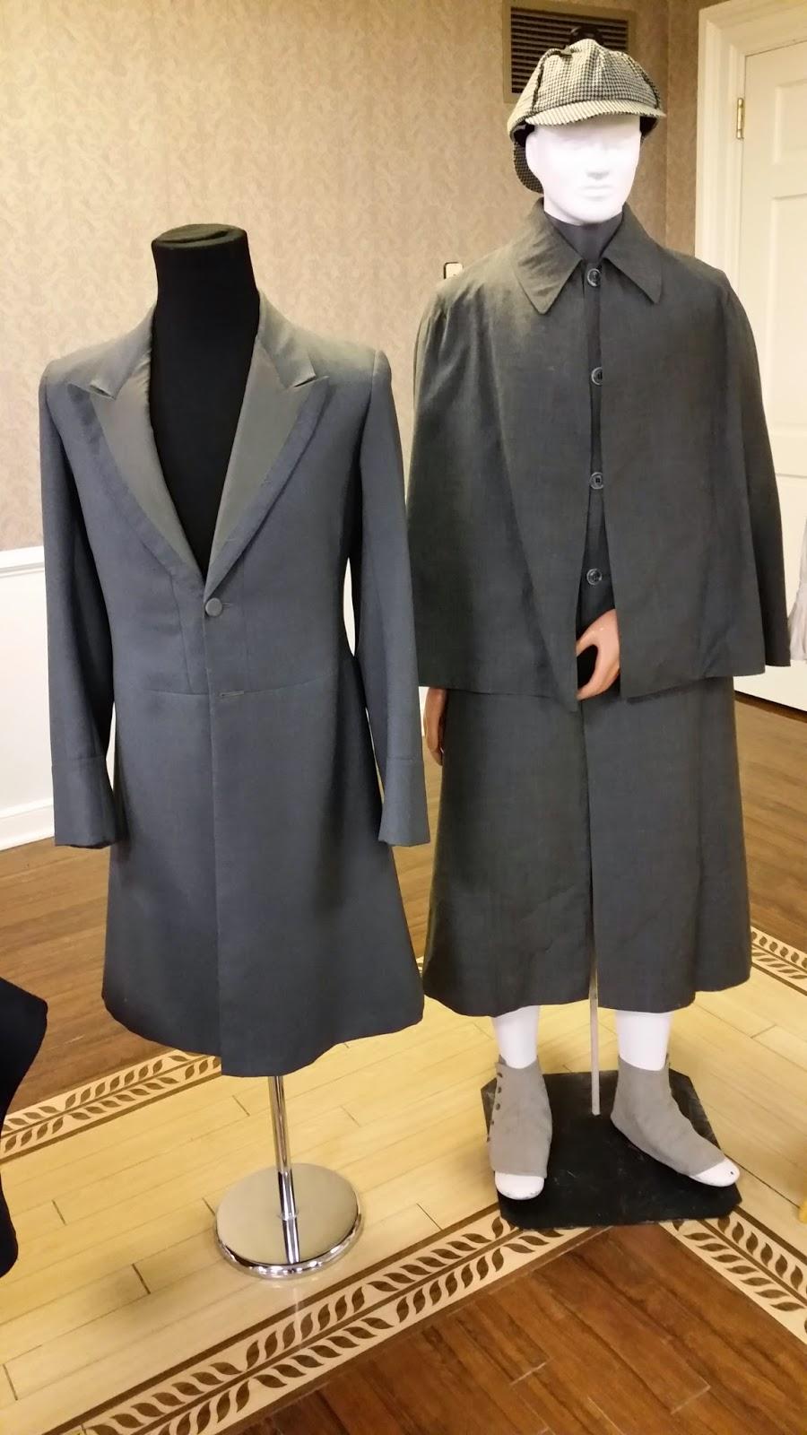Brett's frock coat from Granada's Sherlock Holmes