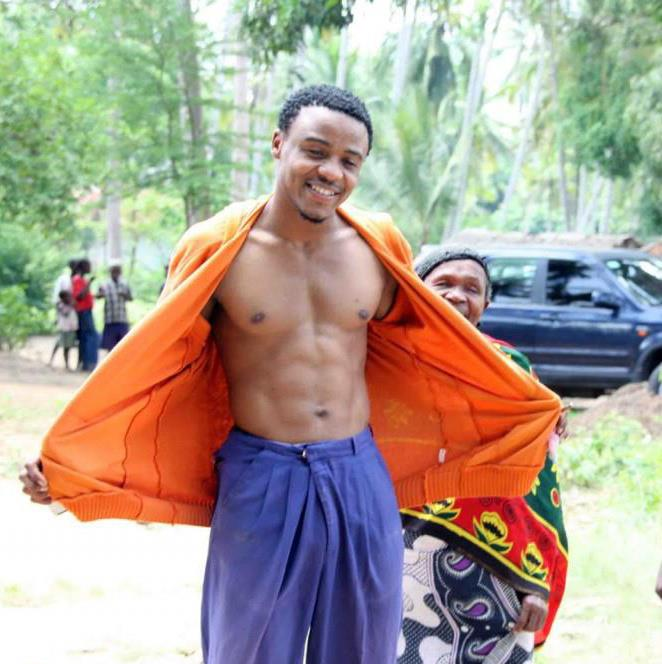 Image result for alikiba shirtless