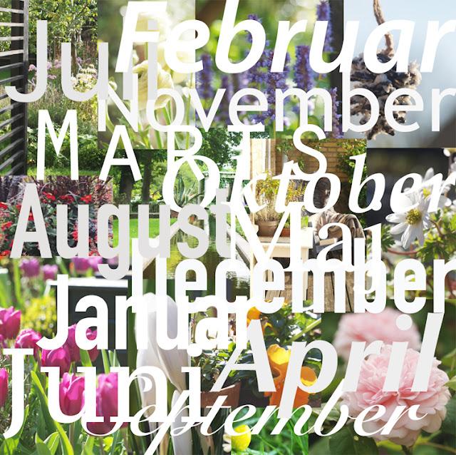 Havebloggen HavePlaner og Plantebegejstring fejrer nytåret med en kavalkade af havefotos fra året 2015.