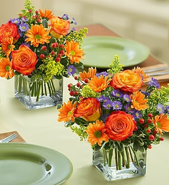 Lush Fab Glam Blogazine: 10 Fabulous Thanksgiving Home Décor Ideas.