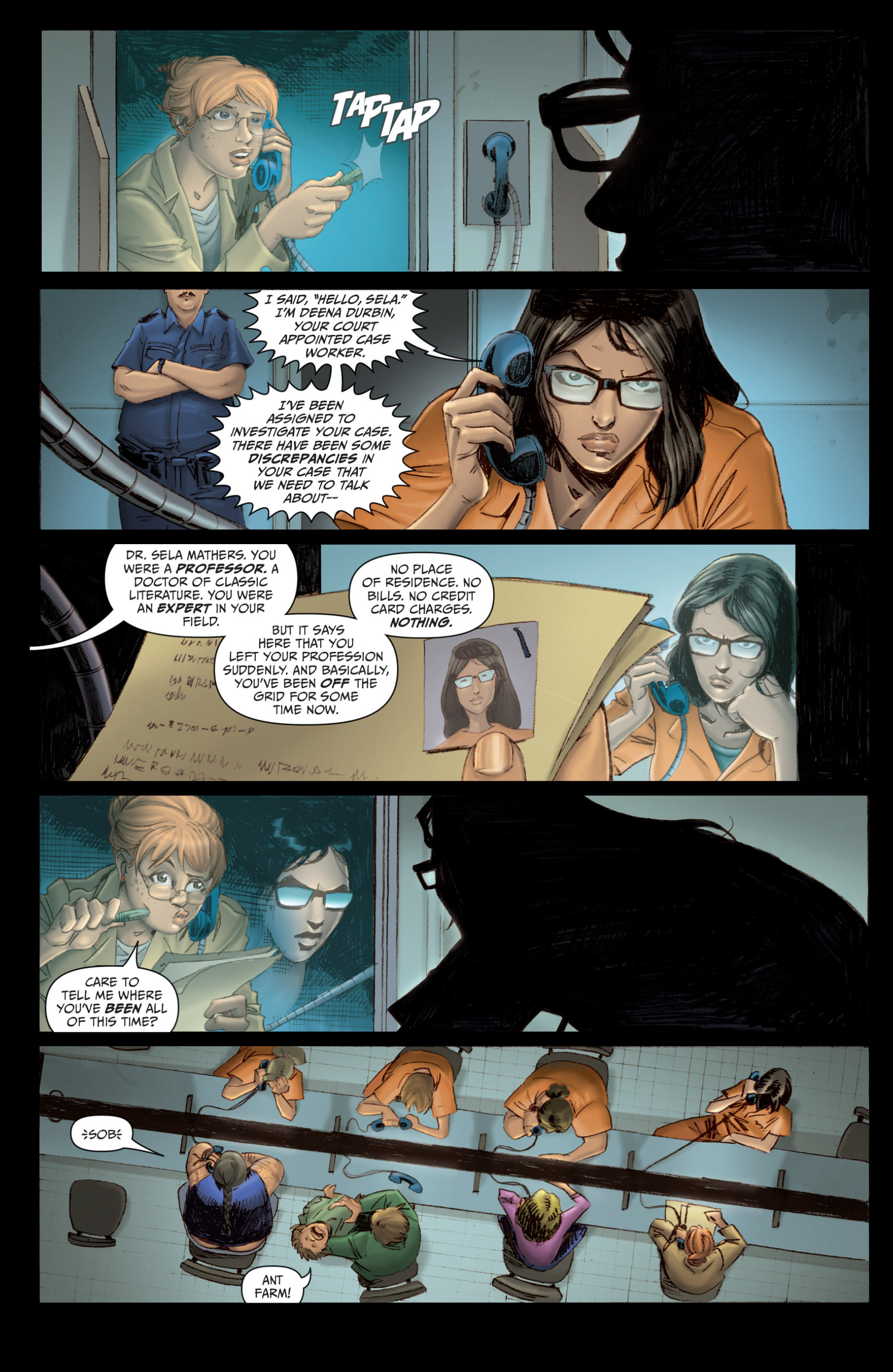 Grimm Fairy Tales (2005) Issue #76 #79 - English 6