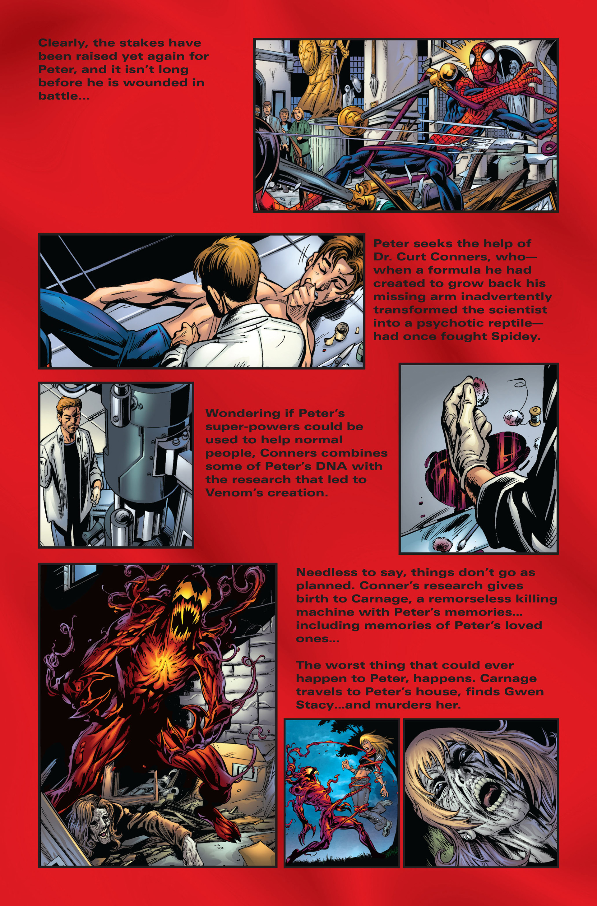 Ultimate Spider-Man (2000) Issue #100 #104 - English 45
