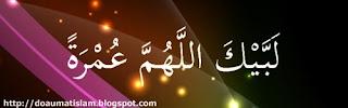Talbiyah Niat Umroh