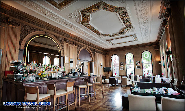 Olives Restaurant & Bar at the Millennium Bailey's Hotel London