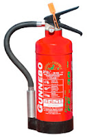 DuPont™ FE-36™ Clean Agent Fire Extinguisher