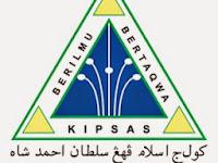 Jawatan Kosong Terkini 2015 di Kolej Islam Pahang Sultan Ahmad Shah (KIPSAS)
