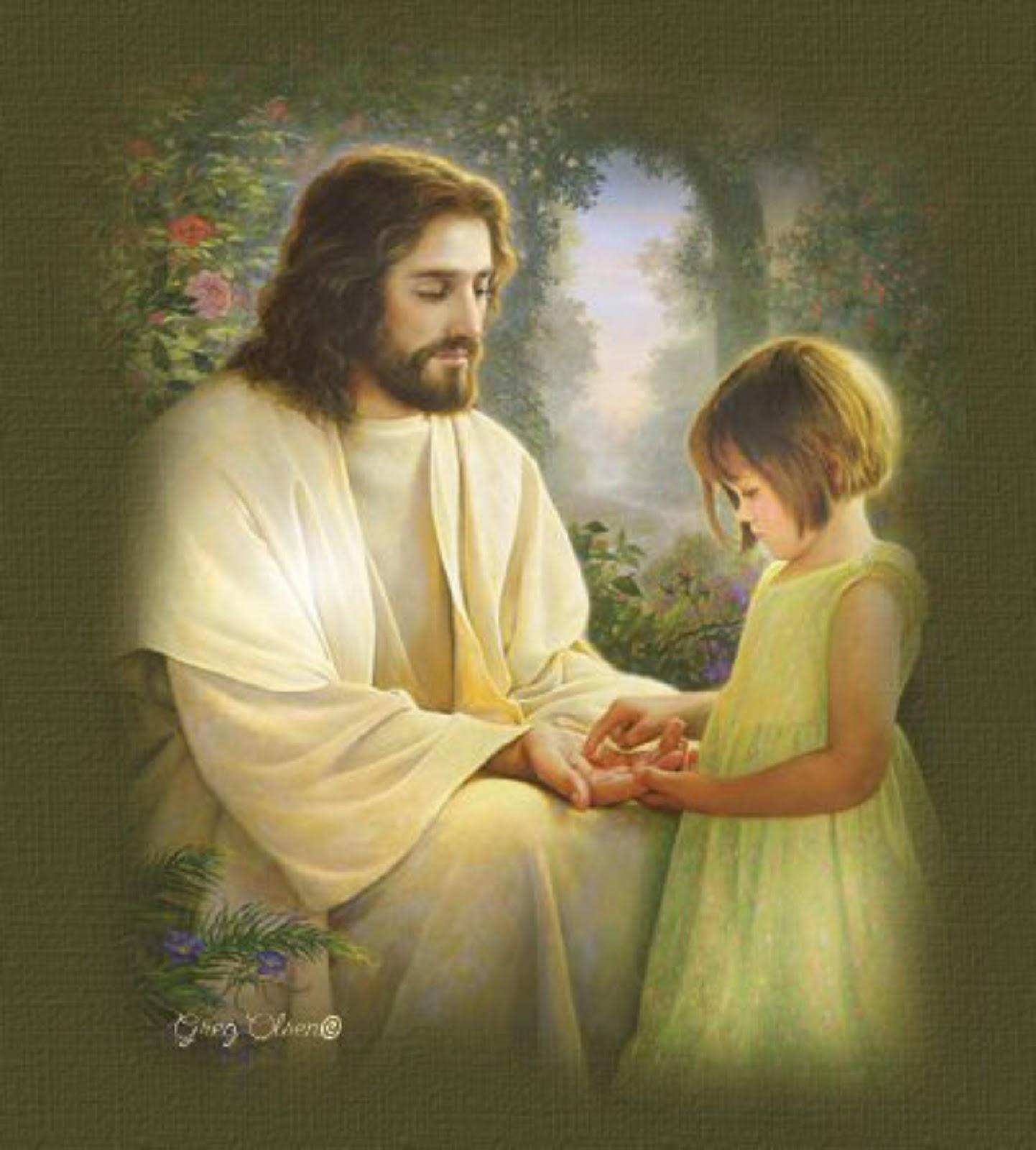 Tuhan dan menjadipribadi berkualitas yang dapat mengasihi Tuhan Yesus