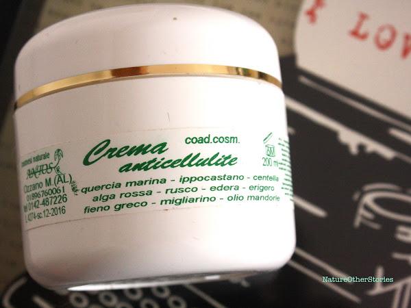 Antos & la Crema Anticellulite