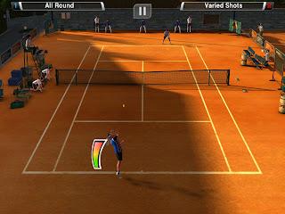 virtua tennis sega jeux iphone ipad