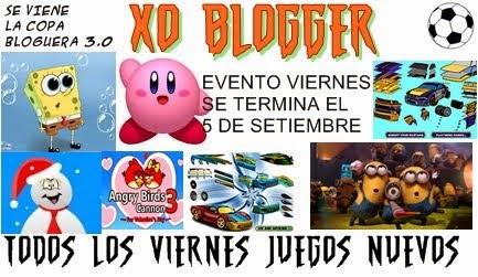 XO BLOGGER-JUEGOS PARA XO