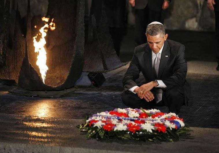 Obama condenó el antisemitismo en su mensaje por el Día del Holocausto