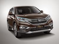 Harga dan Spesifikasi Honda CR-V