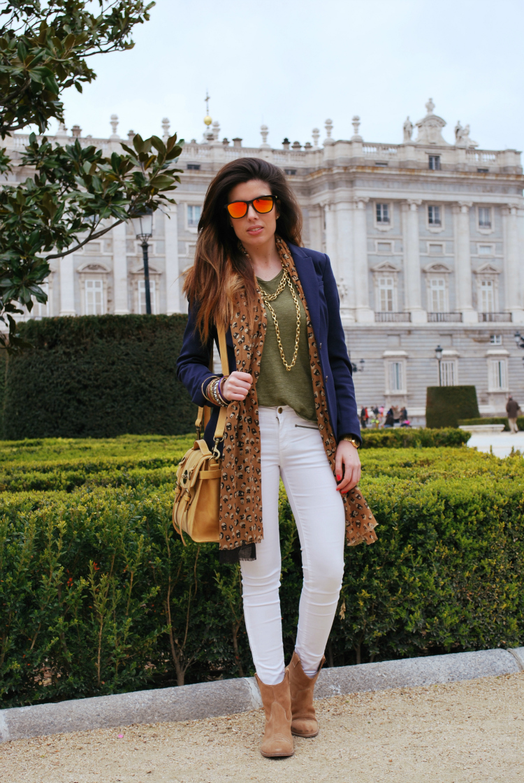Cool and confort look