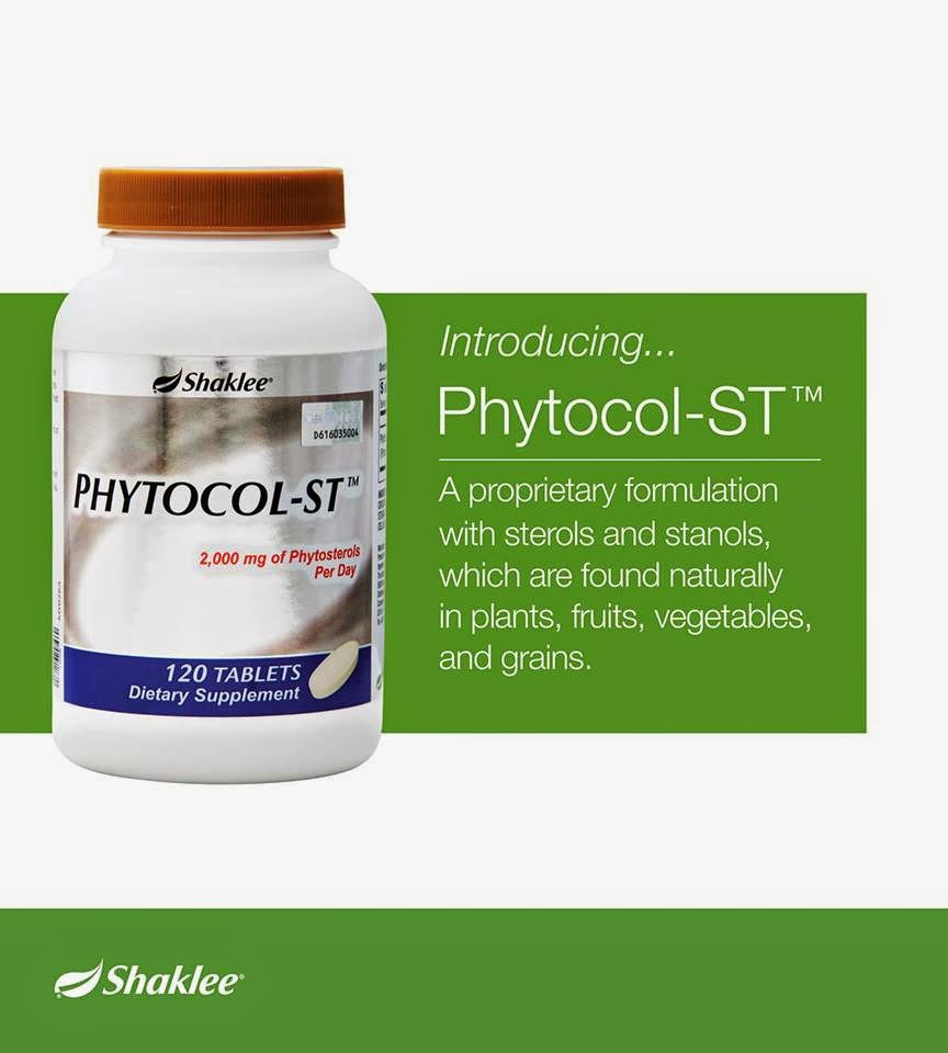 shaklee, cholestrol, kolestrol, produk baru, phytosterol