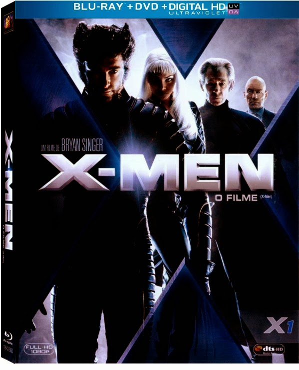 Download X-Men – O Filme Dublado 720p Bluray Torrent