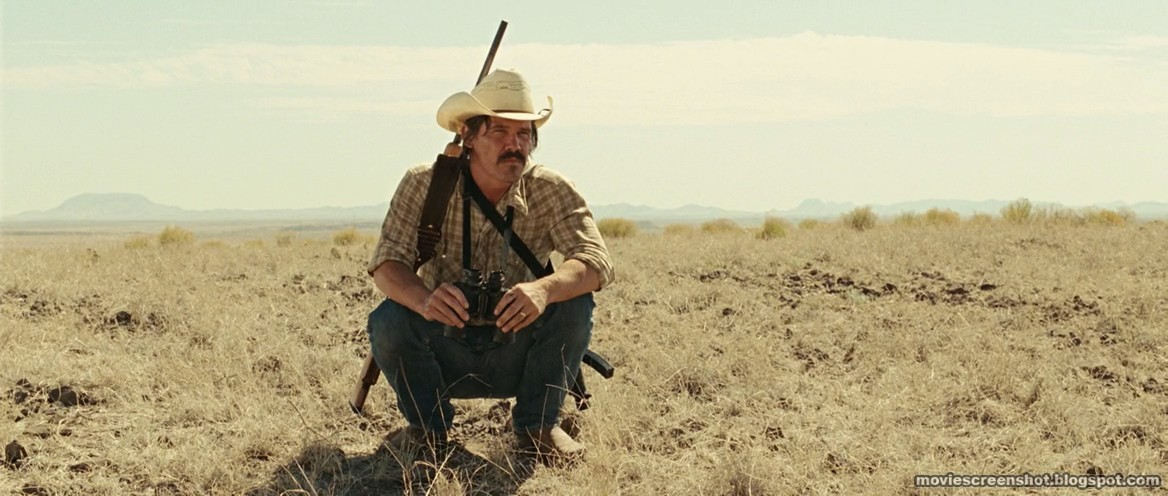 no country for old men scene One of the most chilling facets of the character of anton chigurh, antagonist of the  coen brothers' no country for old men as portrayed by.