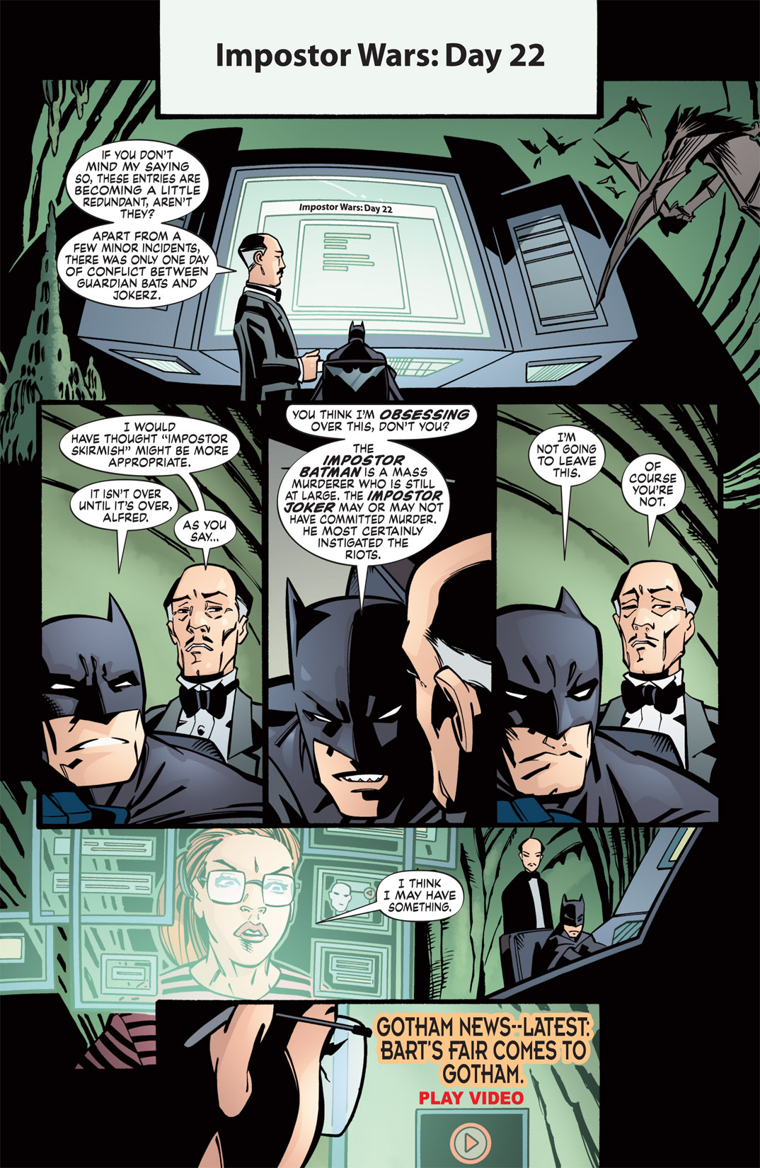 Detective Comics (1937) Issue #869 Page 12