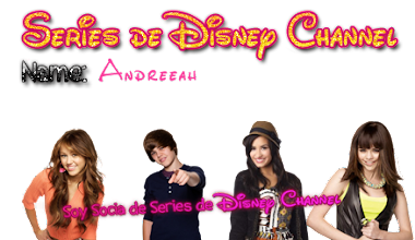 Soy socia de Series de Disney Channel