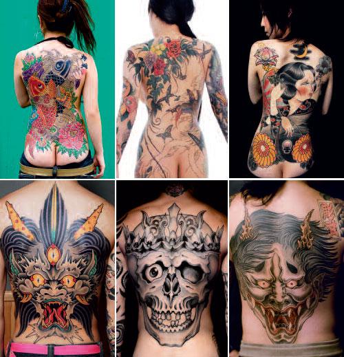 japanese art tattoos. of Japan#39;s tattoo scene.