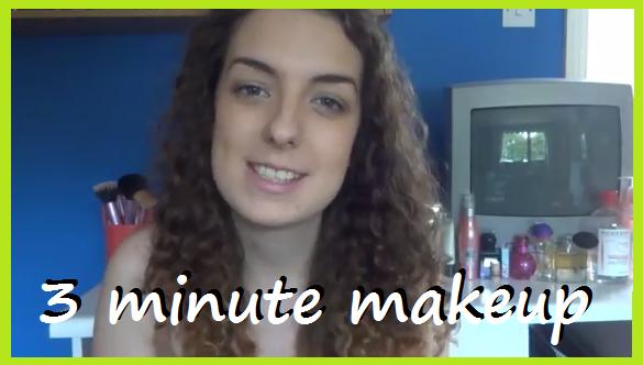 The Speedy Makeup Challenge