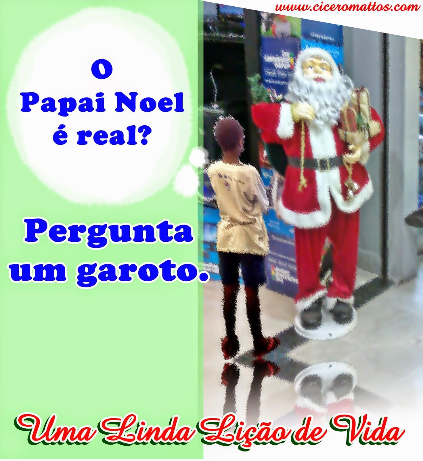 Lição de Vida para o Natal