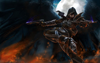 #32 Diablo Wallpaper