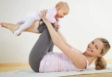 cara tips mengurangi lemak perut mudah sederhana diet setelah melahirkan gelambir tips sehat
