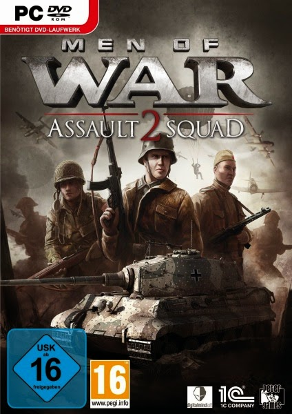 Men of War Assault Squad 2 release