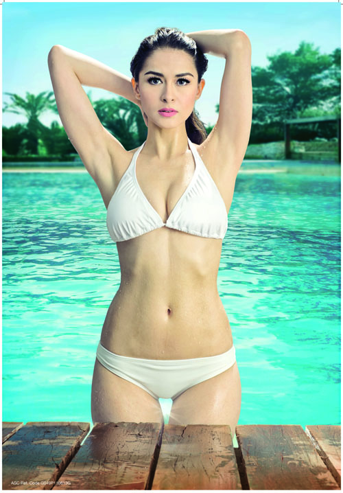 Marian Rivera Bikini Pictures