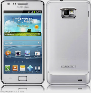 Samsung Galaxy S2 Plus I9105 user manual pdf