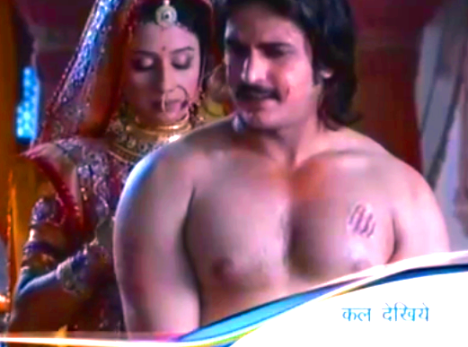 jodha akbar muscle hot