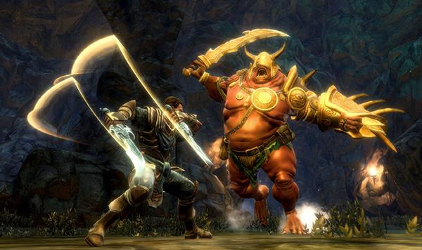 Kingdoms of Amalur Reckoning - Screenshot 1