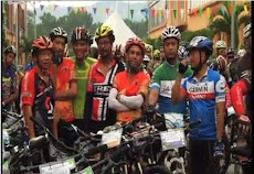 Video KKHS MTB Jamboree 2015 bersama rancangan MHI, TV3