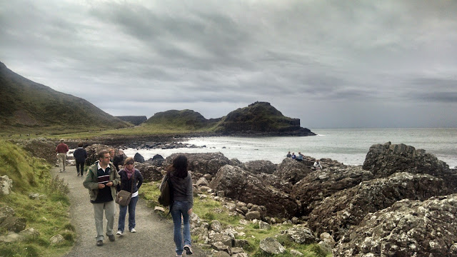 A daytrip to the Giants Causeway in Northern Ireland from 72 Hours To Go