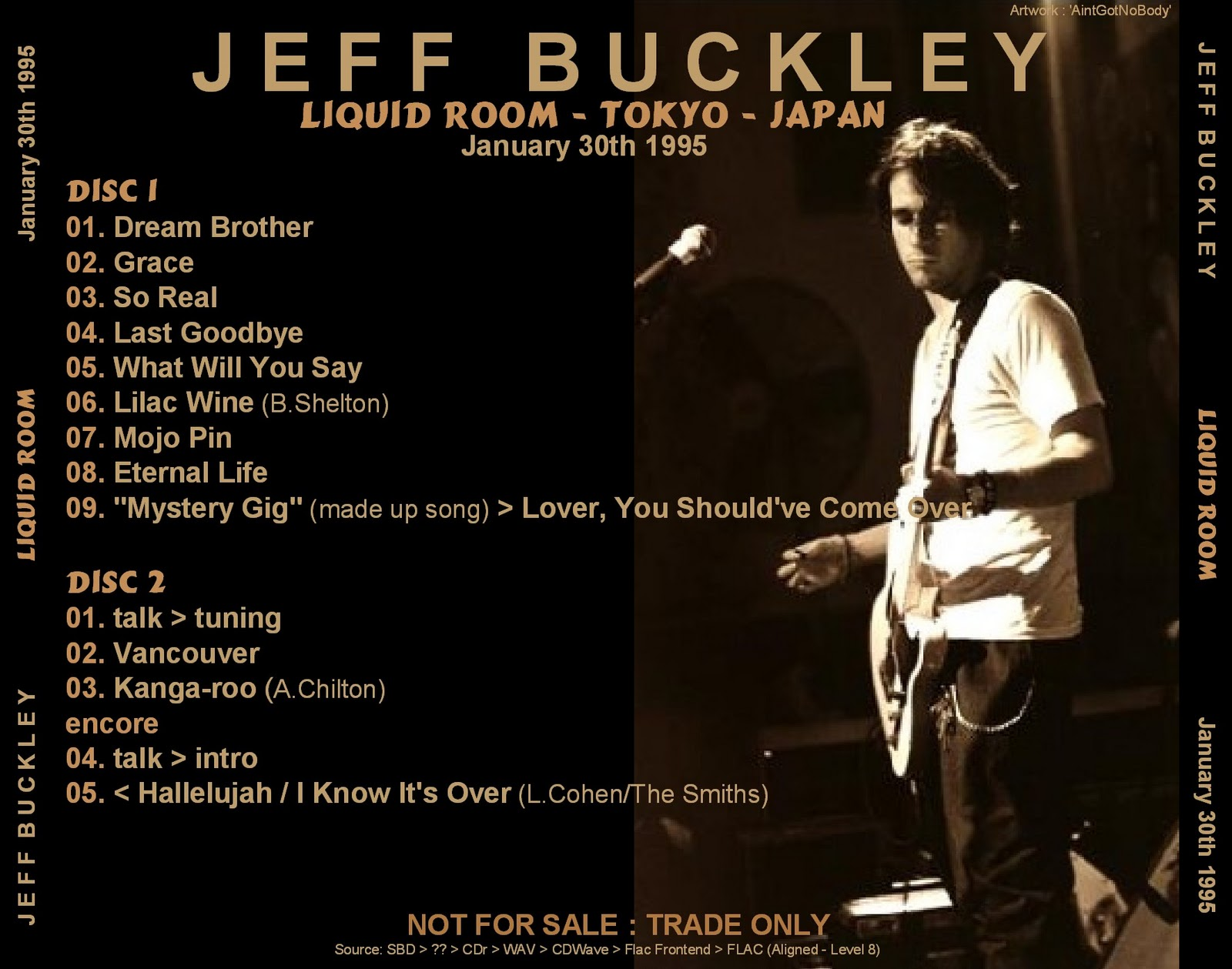 Plumdusty 39 S Page Jeff Buckley 1995 01 30 Liquid Room Tokyo Japan