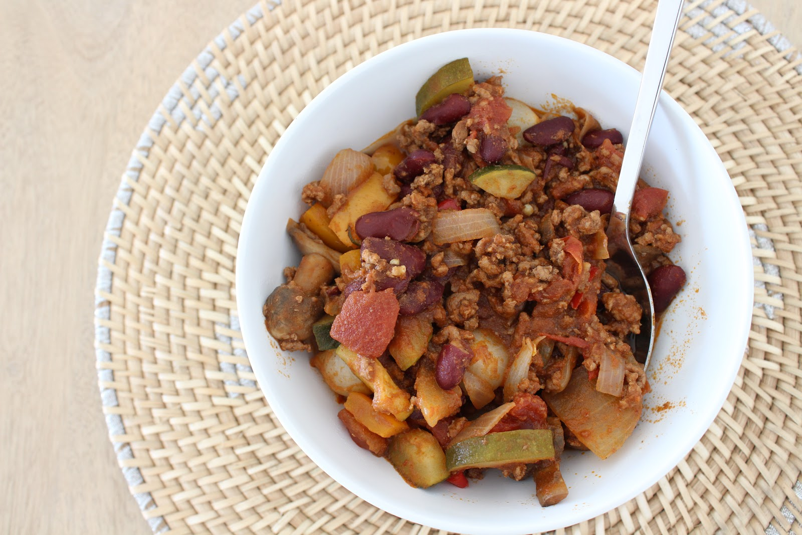 Winter Warmer Chilli Recipe
